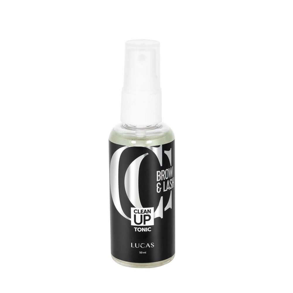 Antakių ir blakstienų nuriebalintojas (praimeris) Clean Up Tonic CC Brow