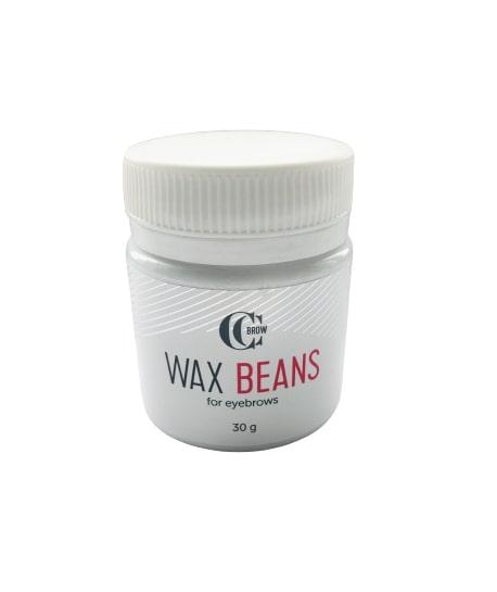 Vaško granulės antakių depiliacijai WAX BEANS, CC Brow