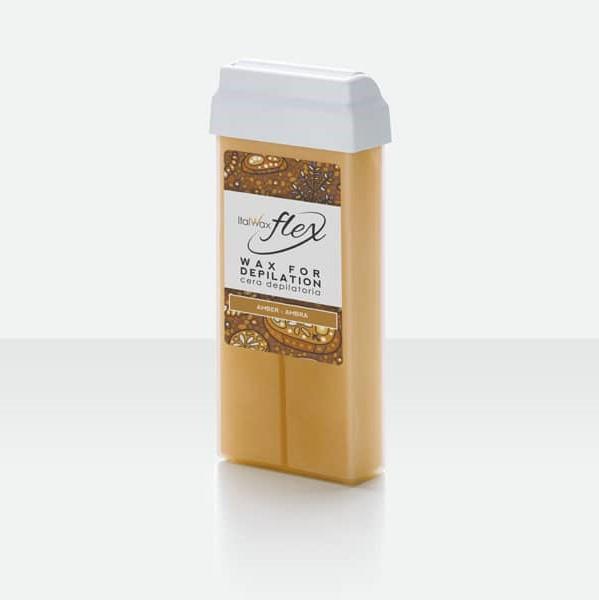 Kasetinis vaškas Italwax Flex_amber